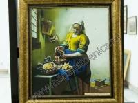Laptareasa - Vermeer - 50X55cm
