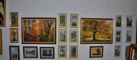 Expozitie de Pictura Brasov 2017 - Tablouri Pictate Manual de Adrian Stoenica