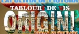Expozitie Pictura Palatul Parlamentului. Expozitie Tablouri de Vis August 2018 Bucuresti