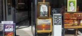Expozitie de Pictura Brasov 2018 - Tablouri Pictate Manual de Adrian Stoenica